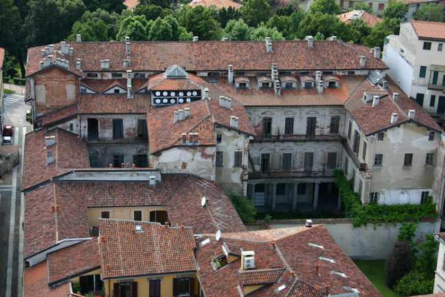 Novara CasaBossi cupola