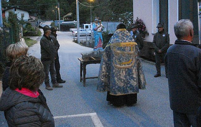 bannio processione mariana