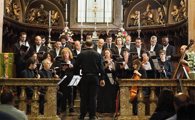 cappella sacro musicale Monte