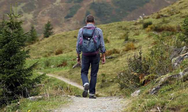 escursione trekking