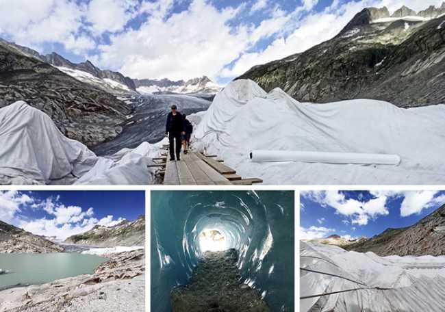 furka ghiacciaio rodano