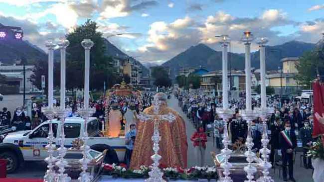 messa piazza