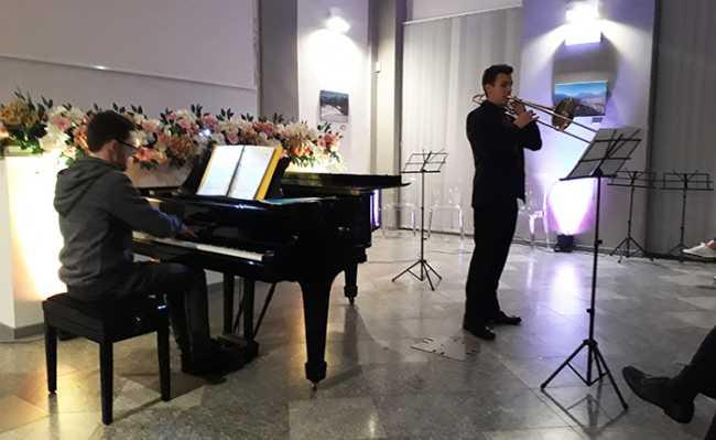 piano tromba cappella