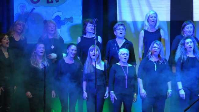 pop coro