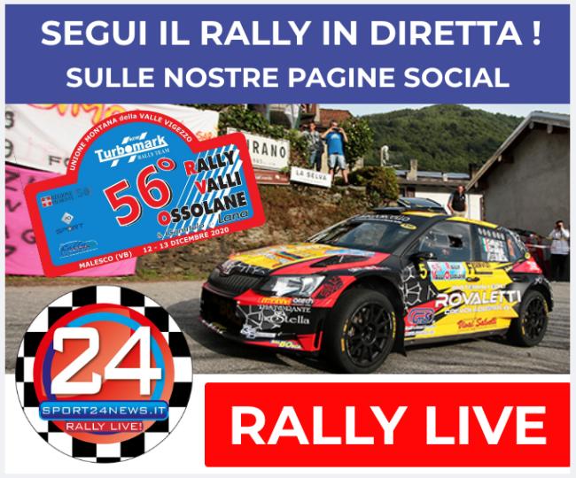 rally live 56 valli 2020