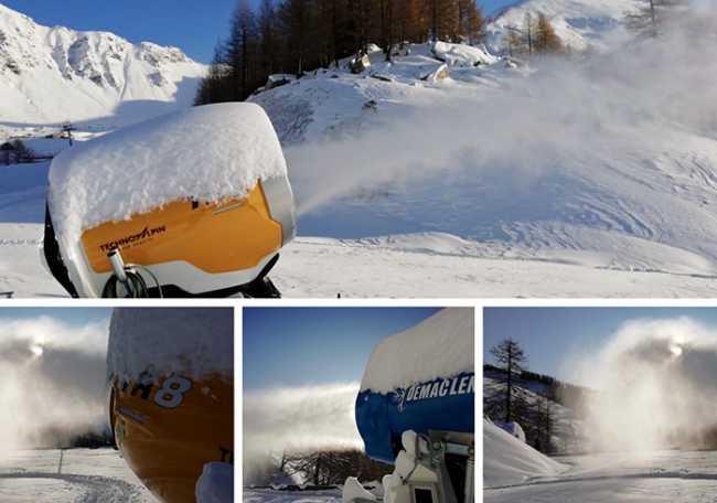 san domenico cannoni neve mix 19