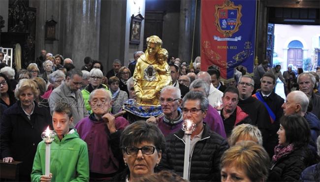 sant antonio reliquia collegiata
