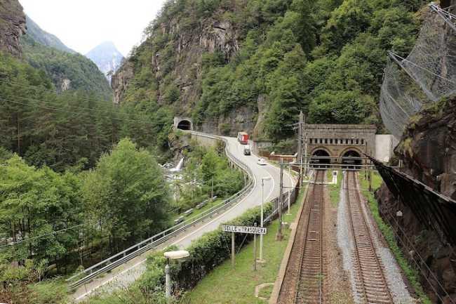 sempione tunnel