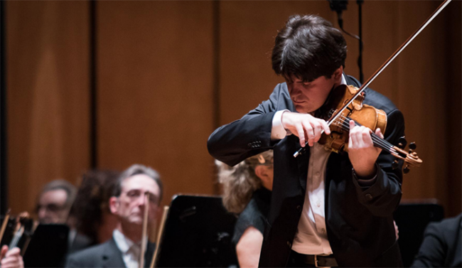 violinista ruminelli fedor rudin